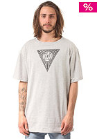 LIGHT Diamond S/S T-Shirt grey heather