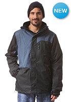 LIGHT Drift Jacket black/blue denim