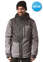LIGHT Drift Jacket dark grey heather/grey heather