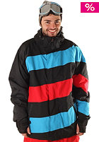 LIGHT Folsom 3 Jacket black electric blue red