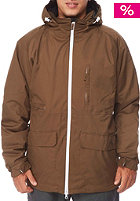Foster Snow Jacket brown