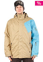 LIGHT Free Jacket 2013 Bronze/Electric Blue