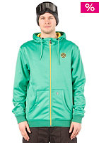 LIGHT Ghost Hooded Zip Sweat 2013 Kelly Green