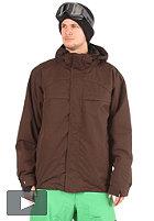 LIGHT Gino Snow Jacket brown