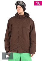 LIGHT Gino Snow Jacket brown