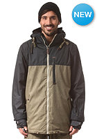 LIGHT Gringo Jacket black/olive