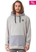 LIGHT Harper Hooded Sweat grey heather