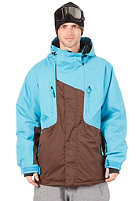 LIGHT Jackson Jacket 2012 Electric Blue/Brown
