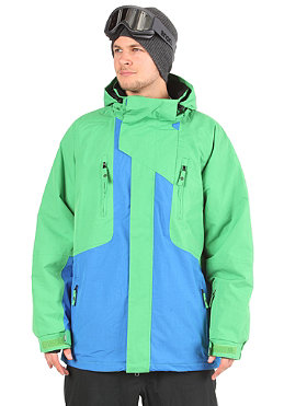 LIGHT Jackson Jacket 2012 royal/kelly green