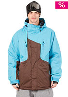 LIGHT Jackson Jacket Electric Blue/Brown
