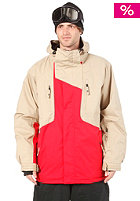 LIGHT Jackson Jacket Sponge/Red