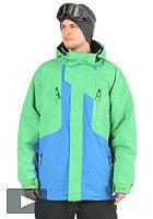 LIGHT Jackson Snow Jacket royal/kelly green