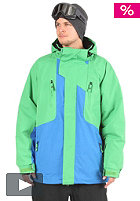 LIGHT Jackson Snow Jacket royal/kelly green