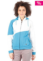 LIGHT Lounge Hooded Zip Sweat 2013 Electric Blue/White