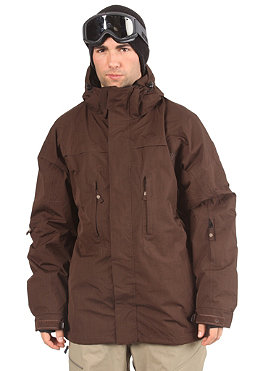 LIGHT Nine Jacket 12k 2012 brown