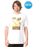 LIGHT Palm S/S T-Shirt white