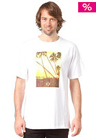 LIGHT Palm S/S T-Shirt white