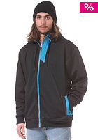 LIGHT Plow 2 Jacket black electric blue