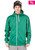 LIGHT Plow Hooded Zip Sweat 2013 Green