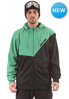 LIGHT Porter 2 Jacket kelly green black