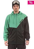 LIGHT Porter 2 Jacket kelly green black