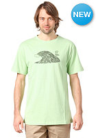 LIGHT Rad S/S T-Shirt paradise green