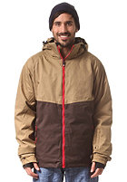 LIGHT Rambler Jacket brown/bronze