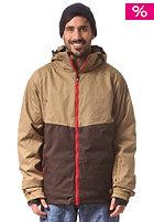 LIGHT Rambler Jacket brown/bronze