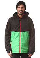 LIGHT Rambler Jacket flash green/black