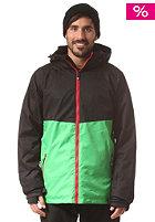 LIGHT Rambler Jacket flash green/black