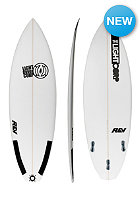 """River Series / Carbon Patch 5'4"""" white"""