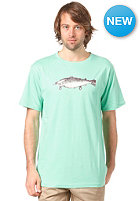 LIGHT Roll Fish S/S T-Shirt light green