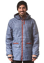 LIGHT Saw Jacket blue denim