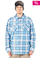 LIGHT Sea Shell Shirt 2013 Flannel Plaid Blue