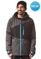 LIGHT Sieben Jacket dark grey heather/black