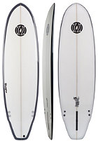 LIGHT Surfboard Micro Log 6'0