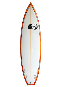 LIGHT Surfboard Quad 6'9