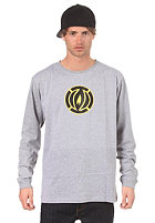 LIGHT Target L/S T-Shirt grey heather