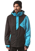 LIGHT Tinker Jacket black/hawaiian blue