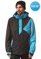 LIGHT Tinker Jacket black/hawaiian blue