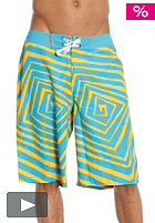 LIGHT Trunk Psyco Boardshorts electric blue