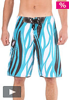 LIGHT Trunk Zeb Boardshort electric blue