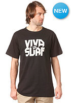 LIGHT Viva S/S T-Shirt black