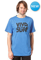 LIGHT Viva S/S T-Shirt blue