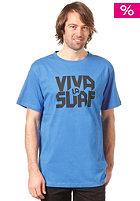 LIGHT Viva S/S T-Shirt blue