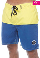 LIGHT Volley Boardshort yellow/navy