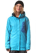 LIGHT Womens Bepop Jacket hawaiian blue/imperial blue