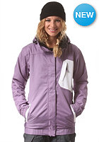 LIGHT Womens Bepop Jacket orchid/white