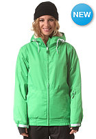LIGHT Womens Bloom Jacket flash green