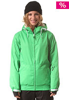 LIGHT Womens Bloom Jacket flash green